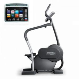 Fitness-company Technogym stepper hometrainer visioweb