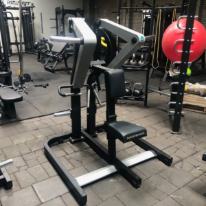 Technogym pure strenght low row plate loaded machine fitness24 fitness-company