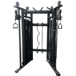 Gymfit dual adjustable pulley kabel machine cable machine apparaat
